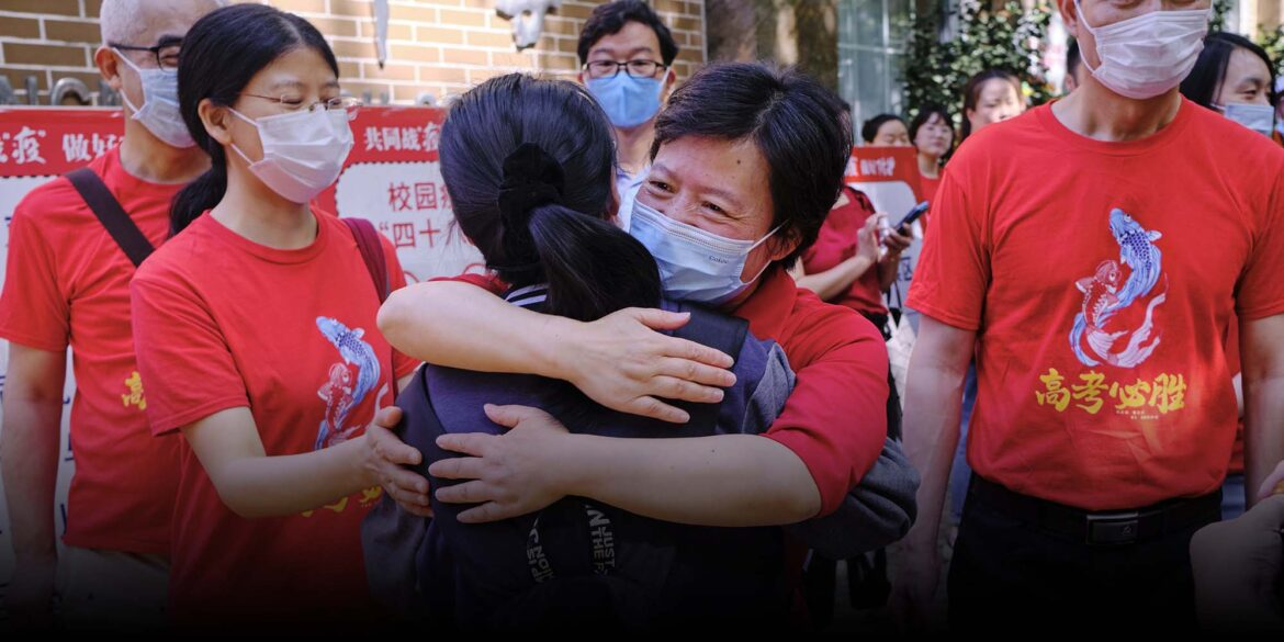 Guangdong Students Take Crucial 'Gaokao' Amid COVID-19 Outbreak