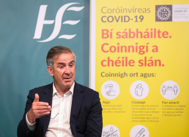 HSE hopes for Cohort 7 solution within ten days as high risk patients still waiting for vaccines