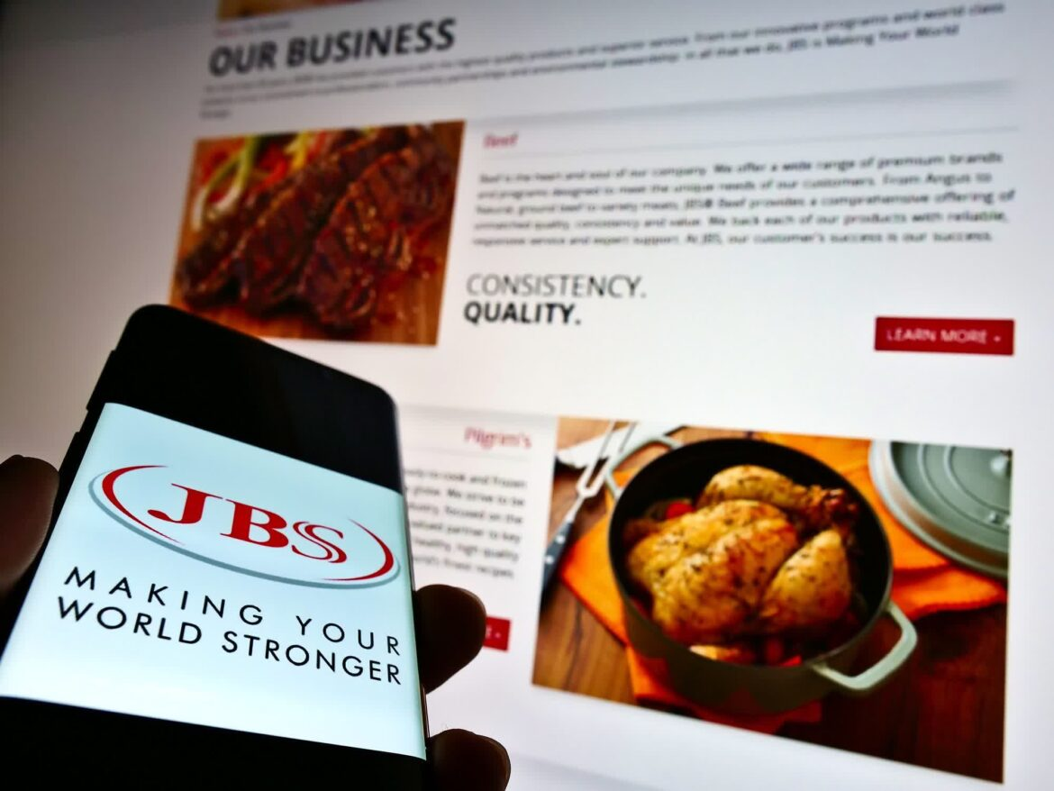 World's biggest meat processor JBS pays  million to ransomware gang